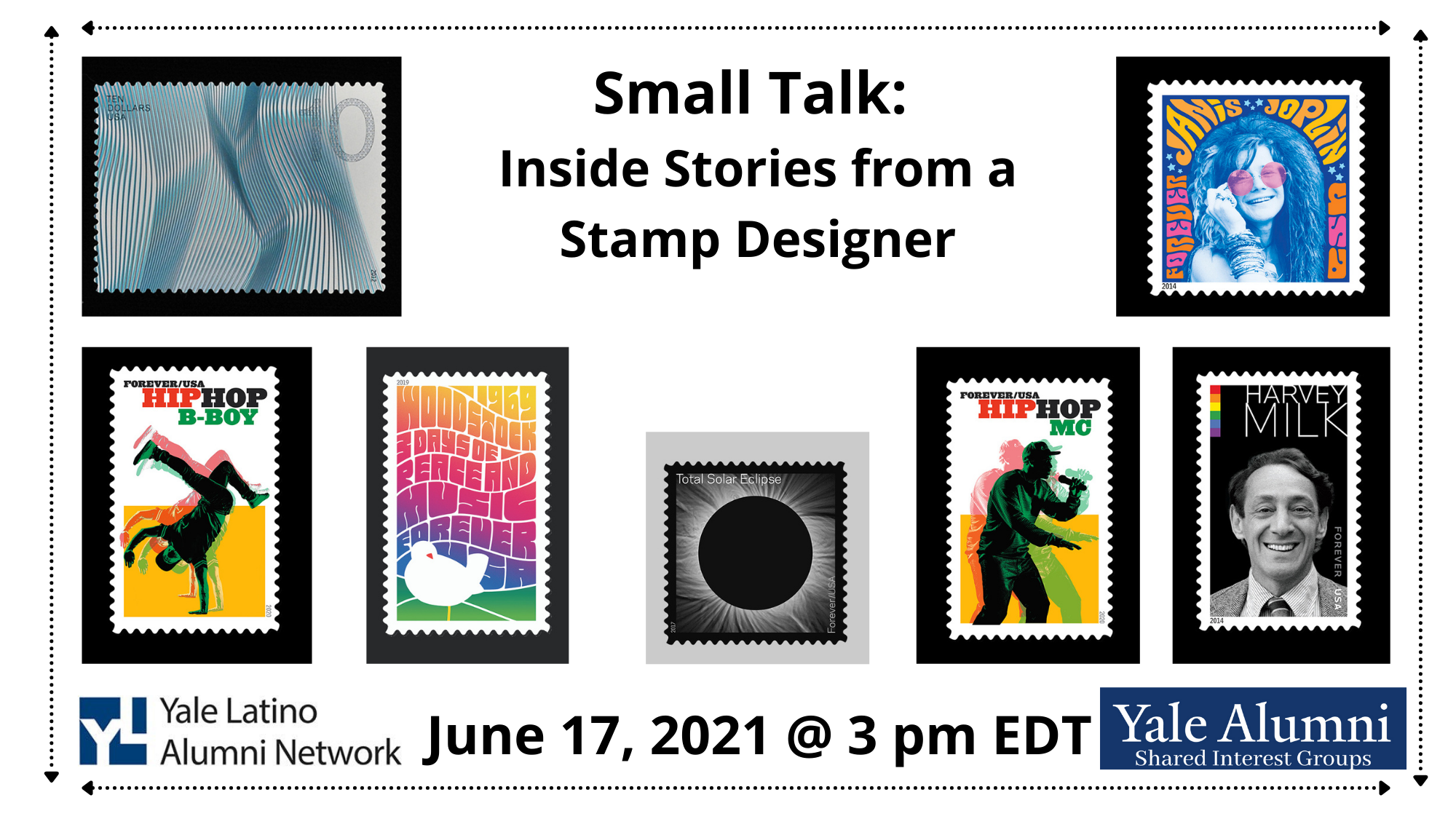 stamp designer alcala
