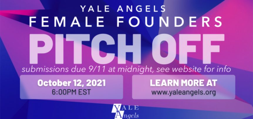 YaleAngels Female Founders Pitch Off